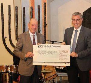 Weltmusik für die alte Synagoge